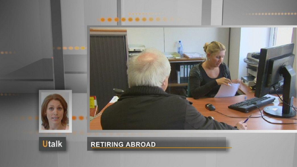 Yabancı bir ülkede çalışanların emeklilik hakları