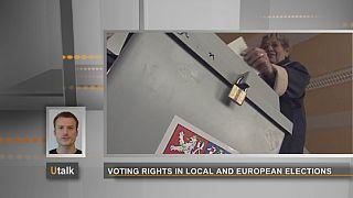 Il diritto al voto se si vive in un paese straniero