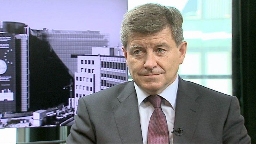 """""""غي رايدر"""" مدير منظمة العمل الدولي لأورونيوز : حل أزمة البطالة في أوروبا مهمة عاجلة"""