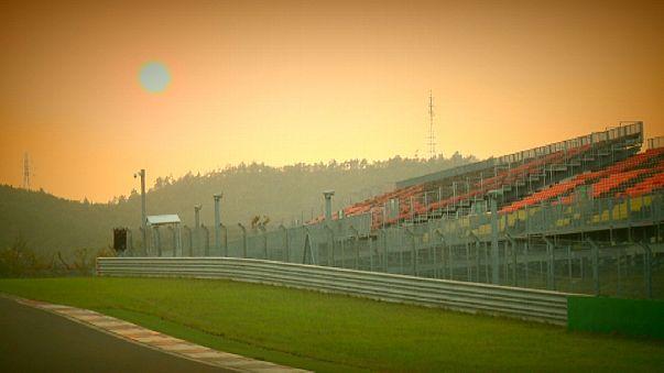 كوريا الجنوبية:مسارسباق الفورمولا واحد تحت الضوء