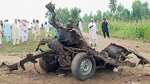 Pakistan: 14 killed by Taliban bomb