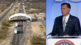 Romney hunts the Hispanic vote to boost election campaign