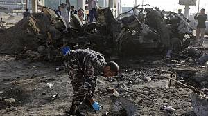 Insurgents blame anti-Islam film for Kabul suicide bombing