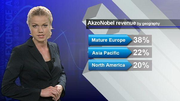 Реструктуризация AkzoNobel временно откладывается