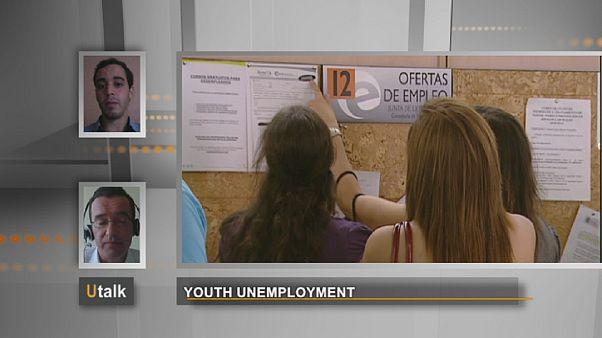 Avrupalı işsiz gençler için ne yapılabilr?