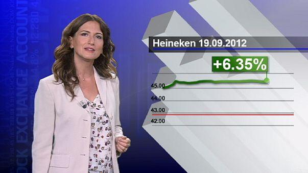 Heineken abre acesso à Ásia