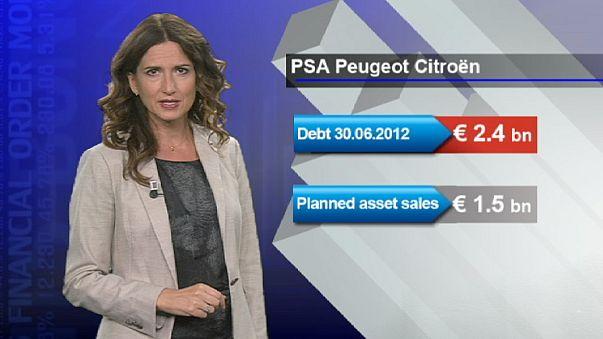 РЖД предложила Peugeot-Citroën 800 миллионов евро за GEFCO