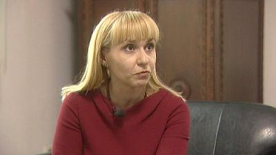 Bonus interview: Diana Kovatcheva, Bulgarian Minister of Justice