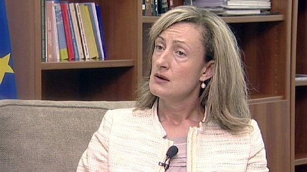 Bonus interview: Zinaida Zlatanova, Head of the European Commission Representation in Sofia