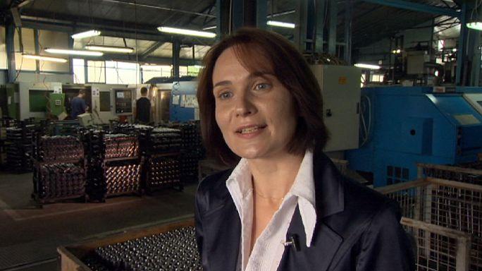 Европа делает ставку на женский бизнес