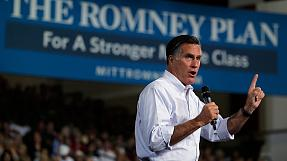 US presidential challenger Romney releases more tax data