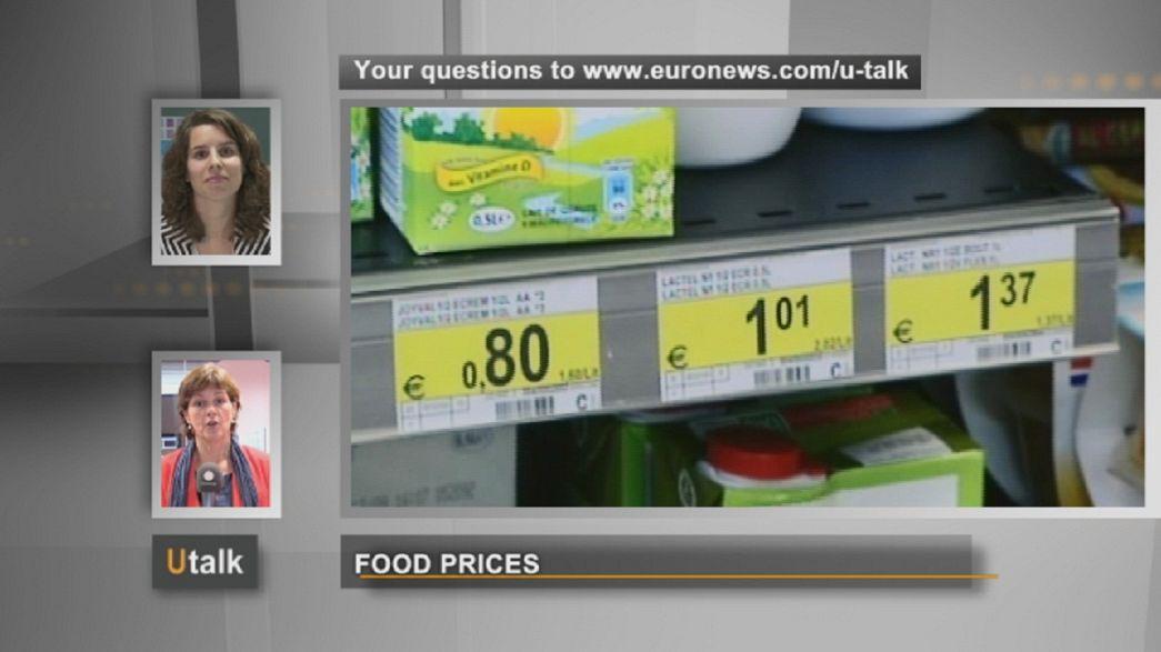 Einheitliche Preise für Grundnahrungsmittel?