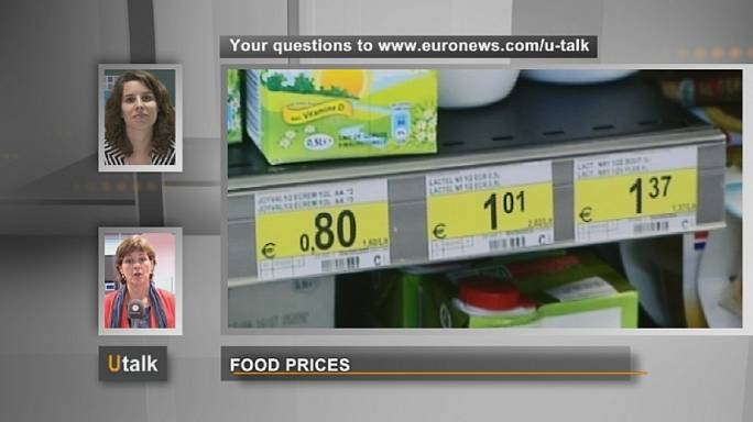 Harmonising food prices in Europe?