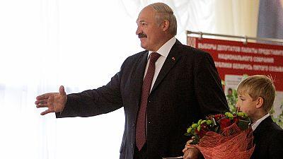 La UE revisará las sanciones contra Bielorrusia