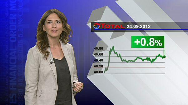 Total anuncia una mayor producción de petróleo