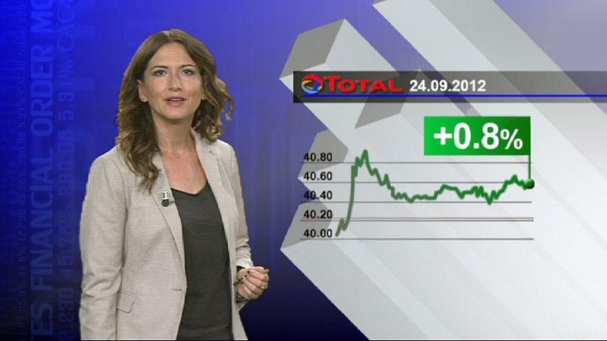 Total tranquiliza investidores com anúncio de novos projetos
