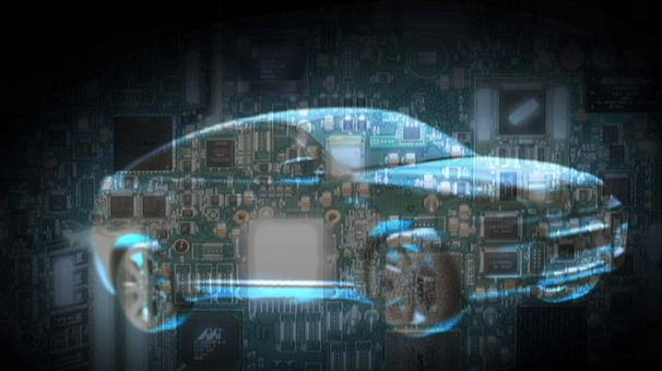 Hackers steer a new route – to your car