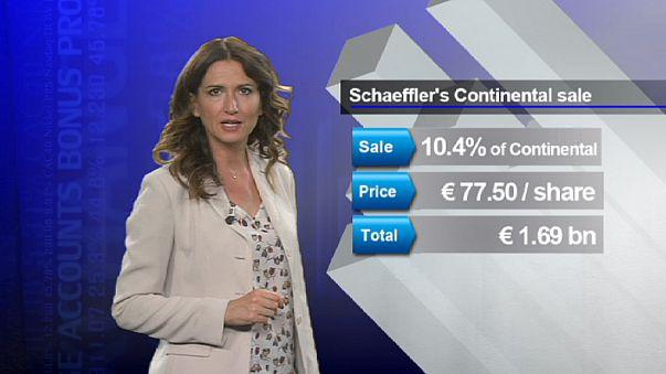 Schaefler vende mais de 10% da Continental para reduzir dívida