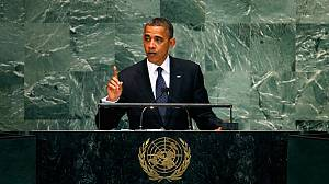 Syria, religion and reform dominate UNGA
