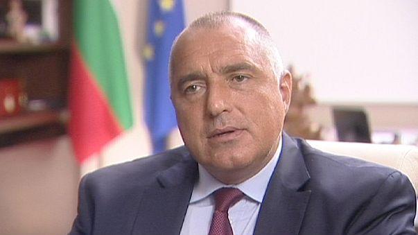 """""""Los criterios de Maastricht deben ser respetados"""", Boyko Borisov, Primer Minsitro de Bulgaria"""