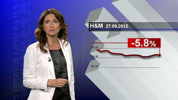 Los resultados de la sueca H&M decepcionan en su tercer trimestre fiscal