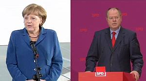 Stage set for lively German election