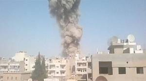 Deadly attacks on Deraa and Homs