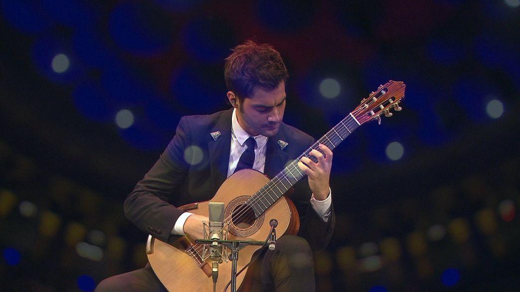 Miloš bringt die klassische Gitarre zurück ins Rampenlicht