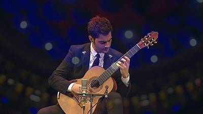 Miloš: Reviving the classical guitar