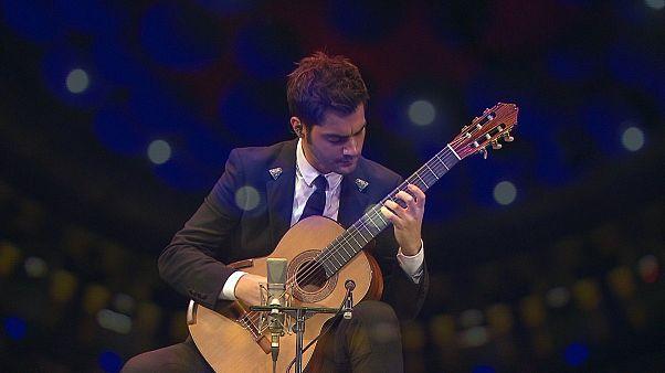 Milos Karadaglic, il fuoriclasse della chitarra
