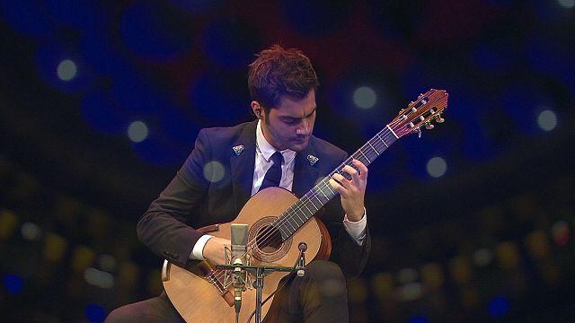Гитарист Милош Карадаглич. Мечта, которая сбылась