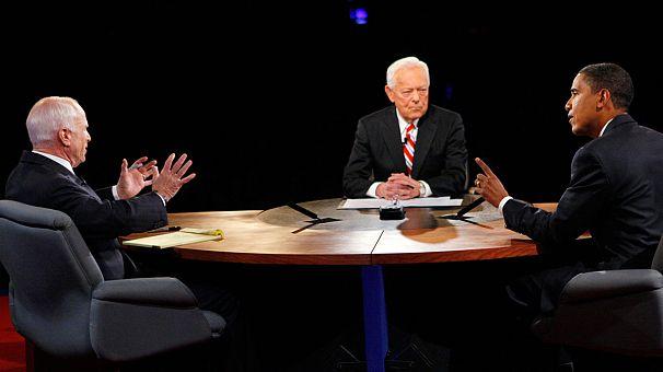Debates presidenciais nos Estados Unidos