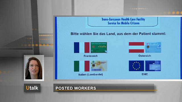 EU: social security cover when working abroad