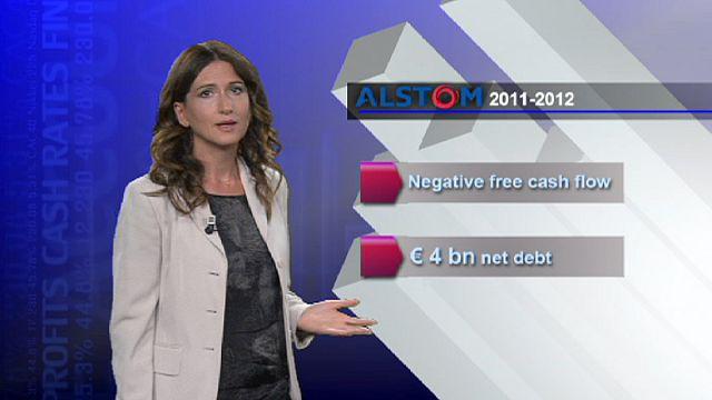 شركة ألستوم الفرنسية تقرر زيادة رأسمالها وتخفض في سعر أسهمها بالبورصة