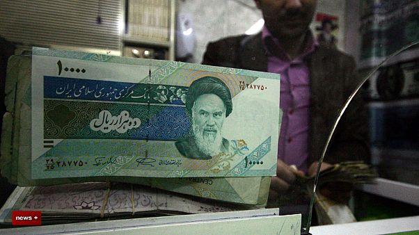 إيران تشهد أضخم أزمة اقتصادية بسبب العقوبات الدولية