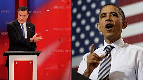 US gears up for Obama Romney debate