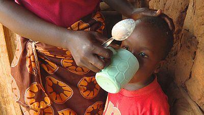 Micronutrientes para acabar con la malnutrición