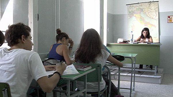 A crise no ensino