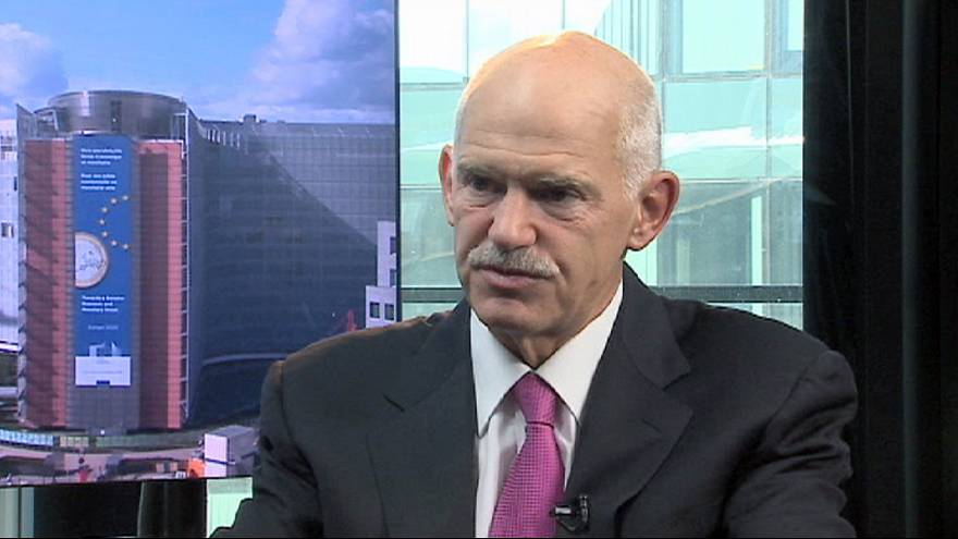 George Papandreou: The future of Greece
