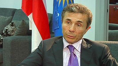"""Bidzina Ivanishvili : 'Viser l'Union européenne et l'Otan tout en normalisant nos relations avec la Russie n'est pas impossible"""""""