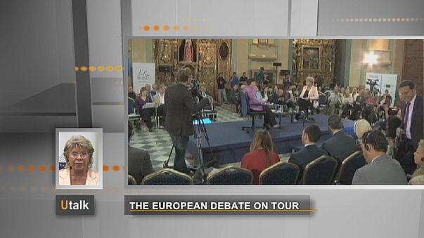 Un grand débat européen dans tous les pays de l'Union