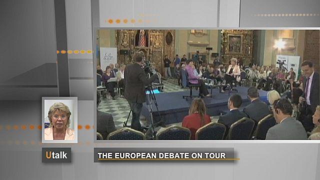 Avrupa vatandaşları Avrupa'yı tartışacak