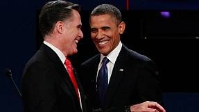US election: Romney seen as winner of first TV debate
