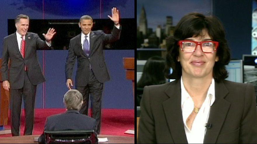 США: первые дебаты выиграл Ромни