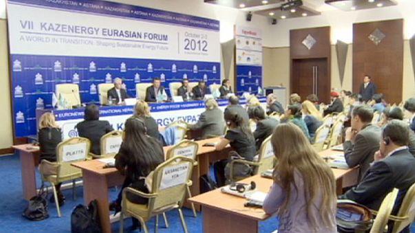 Форум в Астане: нефть останется дорогой и труднодоступной