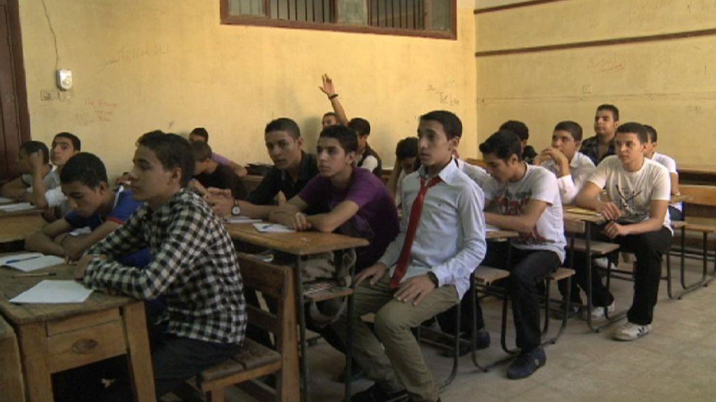 A Educação no Egito