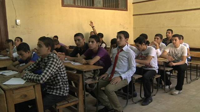 Egypte : timide révolution dans l'éducation