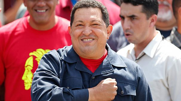 Chávez his own favourite