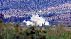 Turkey attacks Syrian targets for sixth day