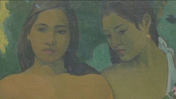 Gauguin opens window on the exotic in Madrid